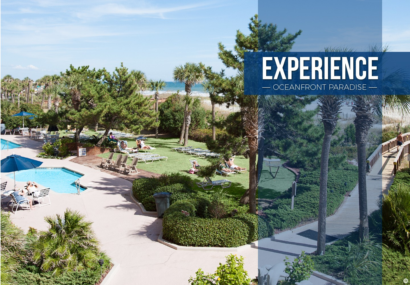 experience oceanfront paradise