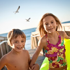 2018 Summer Activities at Beach Colony Resort