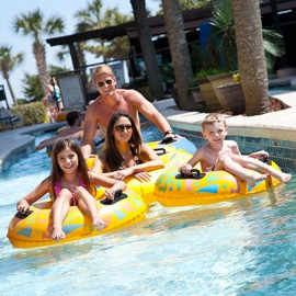 Kid Friendly Amenities at Beach Colony