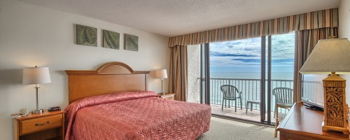 Oceanfront Three Bedroom Condo