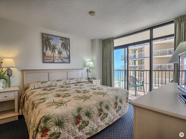 ocean view two bedroom condo in myrtle beach