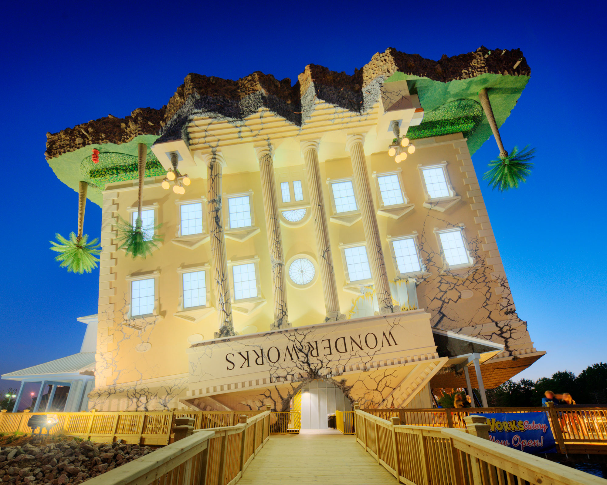 Myrtle Beach Wonderworks Is One Of The Most Por Attractions At Located Broadway This Family Fun Attraction Should Be On